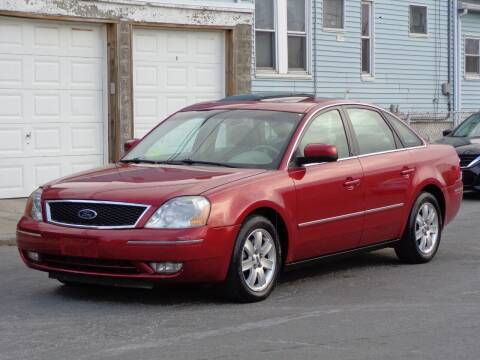 2005 Ford Five Hundred for sale at Broadway Auto Sales in Somerville MA