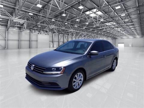 2017 Volkswagen Jetta for sale at Camelback Volkswagen Subaru in Phoenix AZ