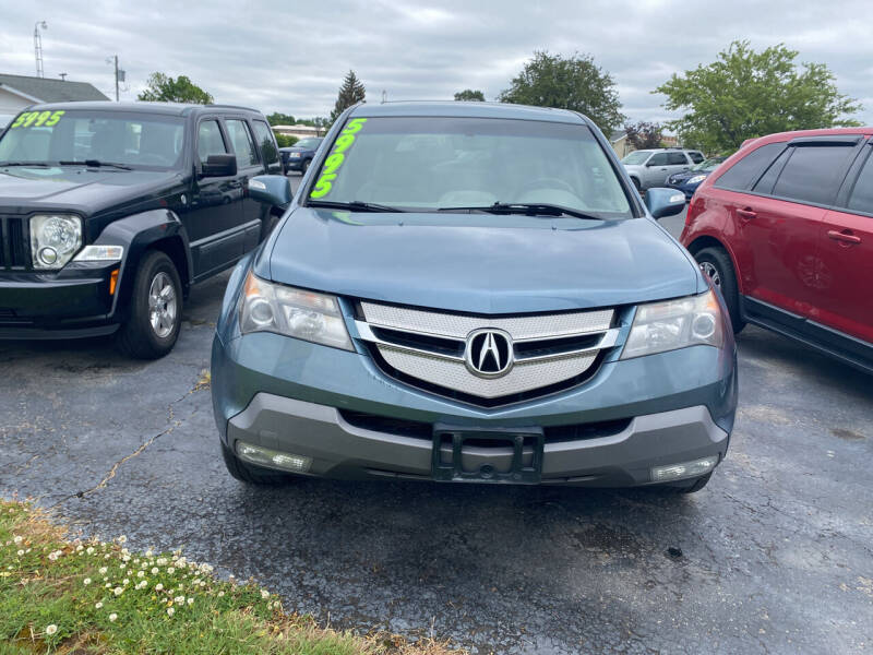 2008 Acura MDX for sale at 309 Auto Sales LLC in Harrod OH
