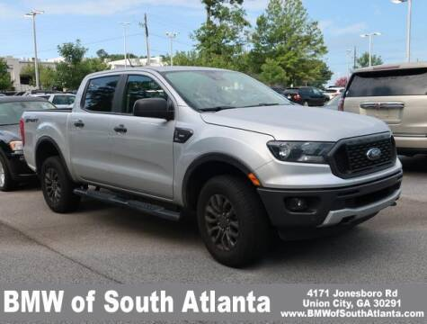 2019 Ford Ranger for sale at Carol Benner @ BMW of South Atlanta in Union City GA