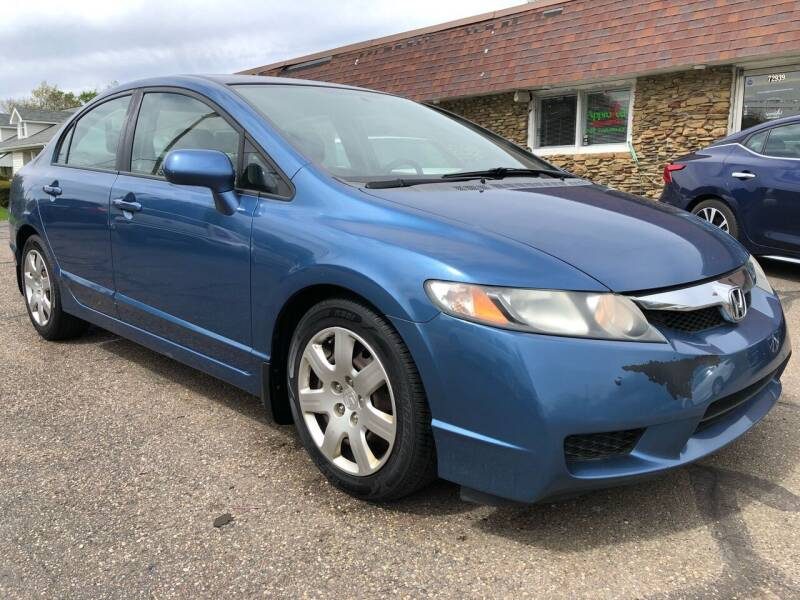 2009 Honda Civic for sale at Approved Motors in Dillonvale OH