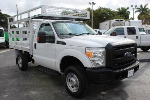 2013 Ford F-250 Super Duty for sale at Truck and Van Outlet - All Inventory in Hollywood FL