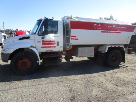 2006 International 4400 Oil Truck for sale at Lynch's Auto - Cycle - Truck Center in Brockton MA
