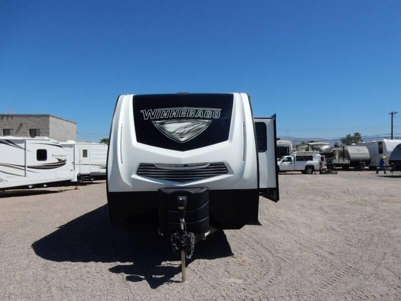 2020 Winnebago Minnie Plus 27BHSS for sale at Eastside RV Liquidators in Tucson AZ