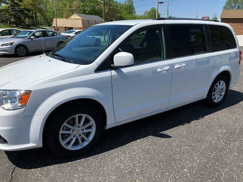 2019 Dodge Grand Caravan for sale at Teds Auto Inc in Marshall MO