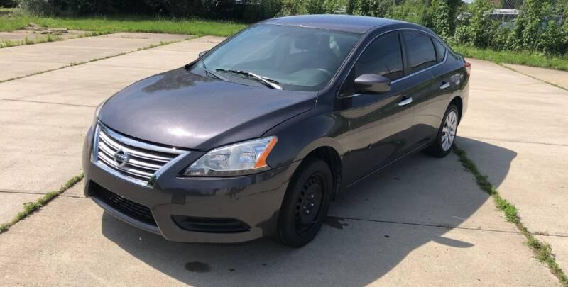 2015 Nissan Sentra for sale at Mr. Auto in Hamilton OH