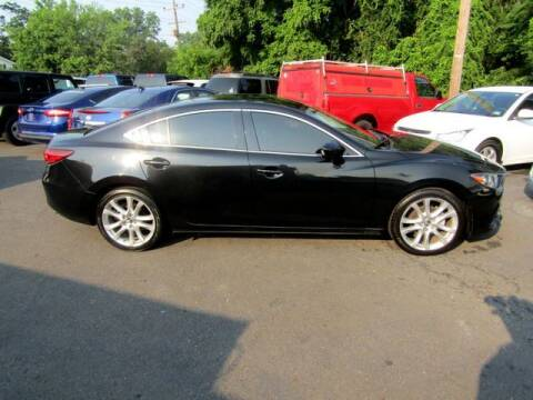2016 Mazda MAZDA6 for sale at American Auto Group Now in Maple Shade NJ