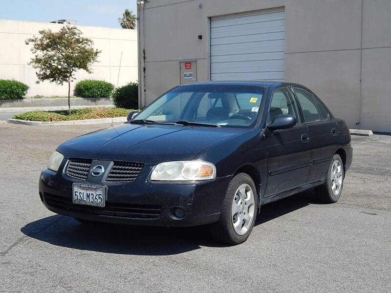 2006 Nissan Sentra for sale at Crow`s Auto Sales in San Jose CA
