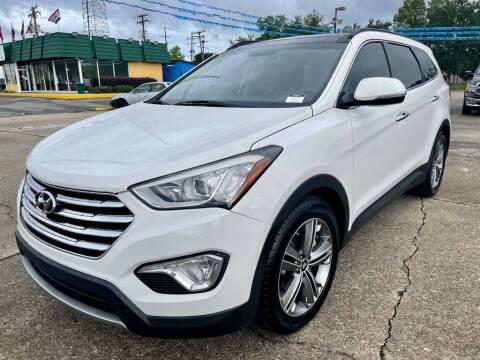 2014 Hyundai Santa Fe for sale at Southeast Auto Inc in Walker LA