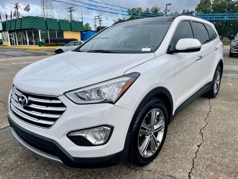2014 Hyundai Santa Fe for sale at Southeast Auto Inc in Baton Rouge LA