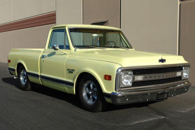 1970 Chevrolet C/K 10 Series 1