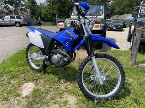 2021 Yamaha TTR230 for sale at J's Auto Exchange in Derry NH