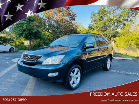 2005 Lexus RX 330 for sale at Freedom Auto Sales in Chantilly VA