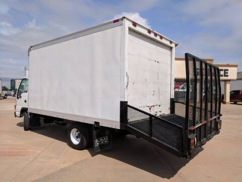 2003 Isuzu NPR for sale at TRUCK N TRAILER in Oklahoma City OK