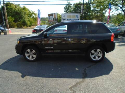 2012 Jeep Compass for sale at Gemini Auto Sales in Providence RI