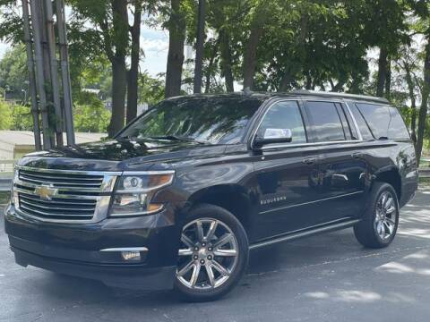 2016 Chevrolet Suburban for sale at Empire Auto Sales in Lexington KY