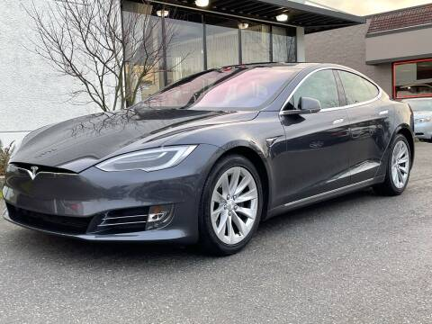 2017 Tesla Model S for sale at GO AUTO BROKERS in Bellevue WA
