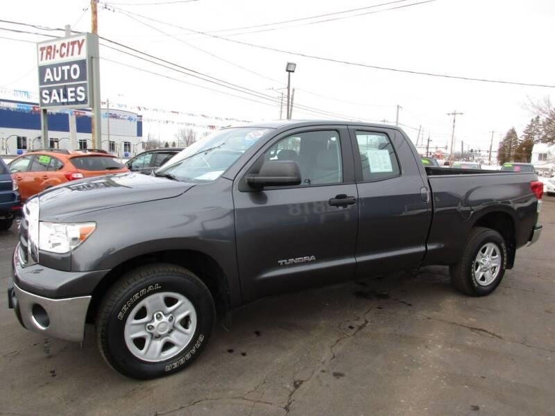 2013 Toyota Tundra for sale at TRI CITY AUTO SALES LLC in Menasha WI