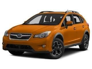 2014 Subaru XV Crosstrek for sale at BORGMAN OF HOLLAND LLC in Holland MI