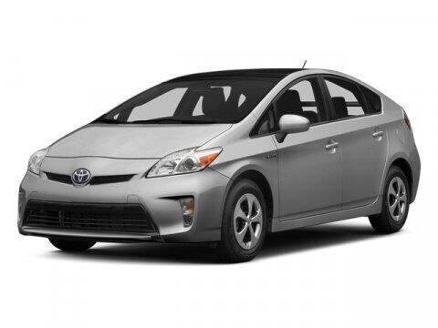 2014 Toyota Prius for sale at Scott Evans Nissan in Carrollton GA