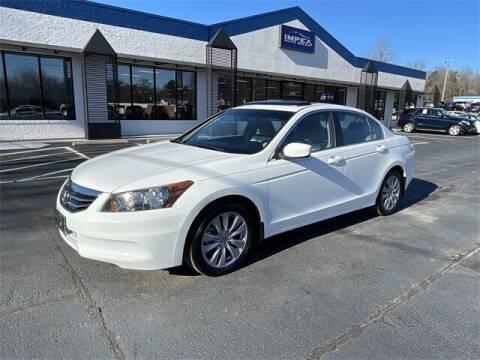 2011 Honda Accord for sale at Impex Auto Sales in Greensboro NC