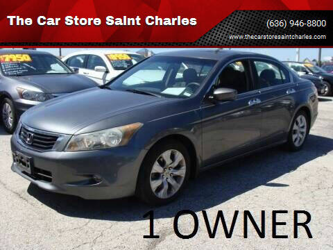 2010 Honda Accord for sale at The Car Store Saint Charles in Saint Charles MO