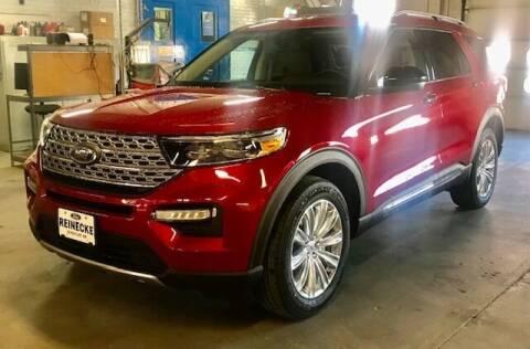 2021 Ford Explorer for sale at Reinecke Motor Co in Schuyler NE