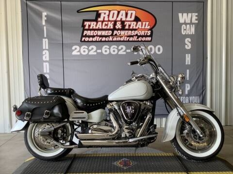 2006 Yamaha Road Star for sale at Road Track and Trail in Big Bend WI