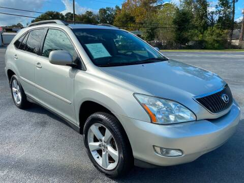 2005 Lexus RX 330 for sale at GOLD COAST IMPORT OUTLET in St Simons GA