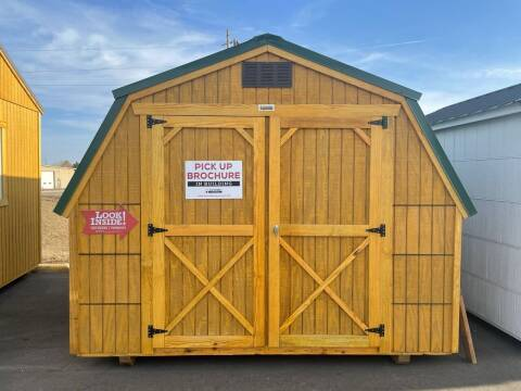 2020 Old Hickory Buildings Economy Barn for sale at Krantz Motor City in Watertown SD