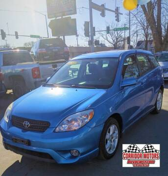 2008 Toyota Matrix for sale at Corridor Motors in Cedar Rapids IA