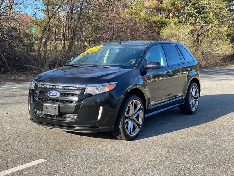 2014 Ford Edge for sale at Westford Auto Sales in Westford MA