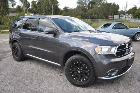 2016 Dodge Durango for sale at Elite Motorcar, LLC in Deland FL