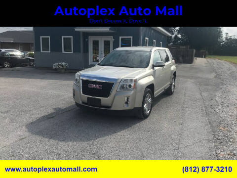 2015 GMC Terrain for sale at Autoplex Auto Mall in Terre Haute IN