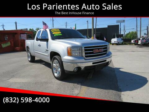 2013 GMC Sierra 1500 for sale at Los Parientes Auto Sales in Houston TX