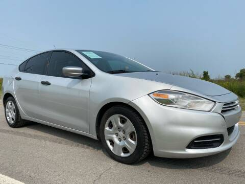 2013 Dodge Dart for sale at ILUVCHEAPCARS.COM in Tulsa OK