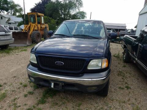 2002 Ford F-150 for sale at Craig Auto Sales in Omro WI