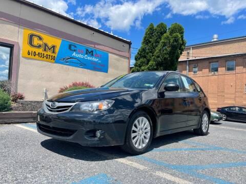 2010 Subaru Impreza for sale at Car Mart Auto Center II, LLC in Allentown PA