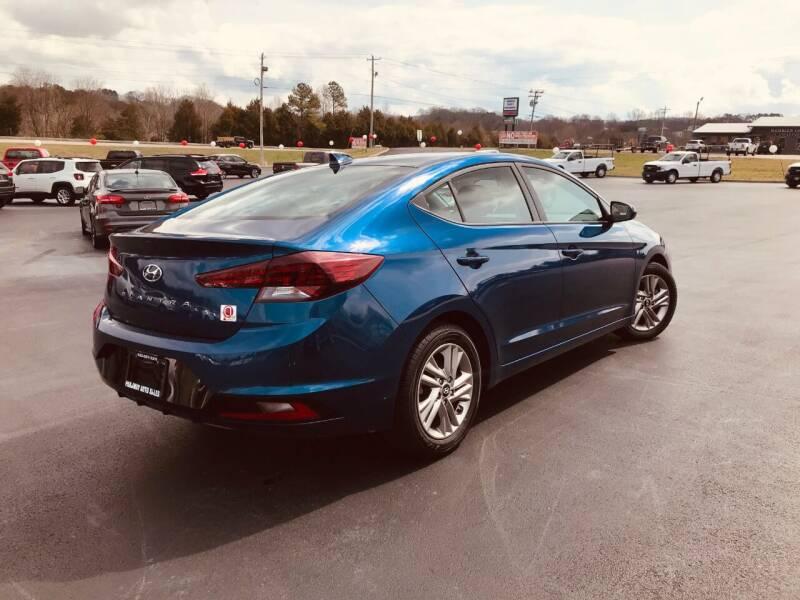 2019 Hyundai Elantra SEL 4dr Sedan - Morristown TN