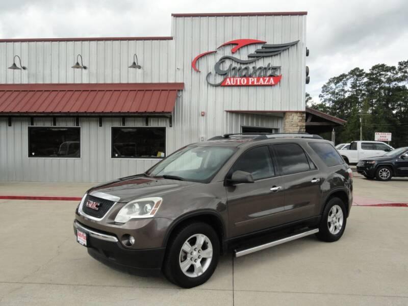 2012 GMC Acadia for sale at Grantz Auto Plaza LLC in Lumberton TX