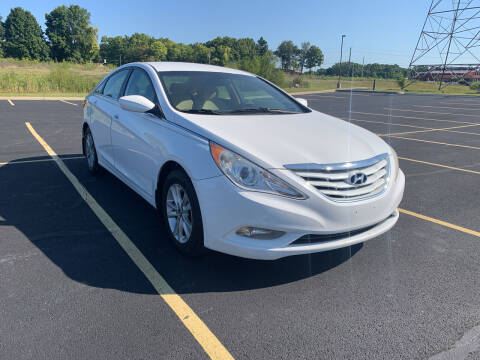 2013 Hyundai Sonata for sale at Quality Motors Inc in Indianapolis IN