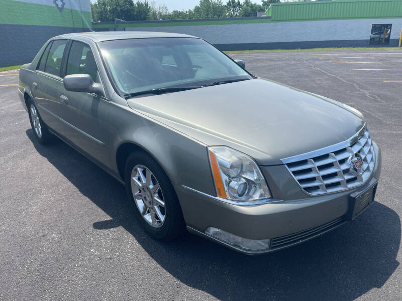 2011 Cadillac DTS for sale at South Shore Auto Mall in Whitman MA