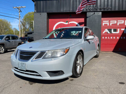 2009 Saab 9-3 for sale at Apple Auto Sales Inc in Camillus NY
