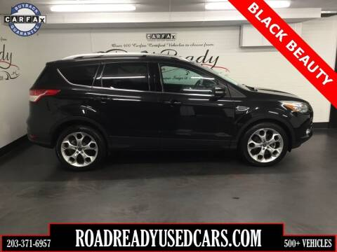 2014 Ford Escape for sale at Road Ready Used Cars in Ansonia CT