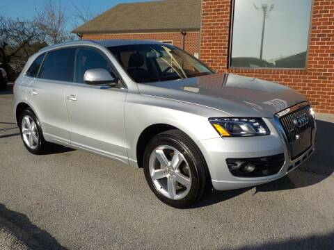 2011 Audi Q5 for sale at C & C MOTORS in Chattanooga TN