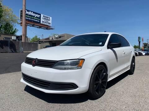 2013 Volkswagen Jetta for sale at Boise Motorz in Boise ID