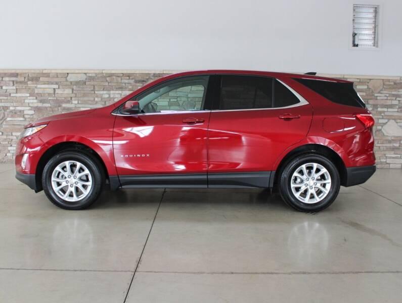 2020 Chevrolet Equinox for sale at Bud & Doug Walters Auto Sales in Kalamazoo MI