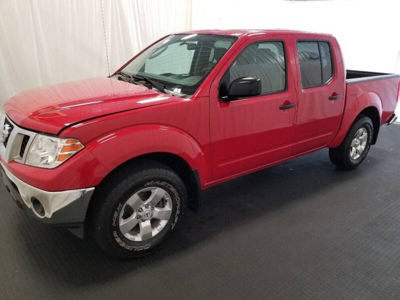 2010 Nissan Frontier for sale at Rick's R & R Wholesale, LLC in Lancaster OH