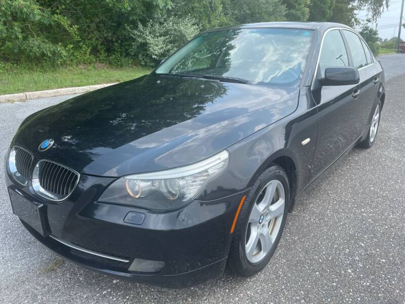 2008 BMW 5 Series for sale at Premium Auto Outlet Inc in Sewell NJ