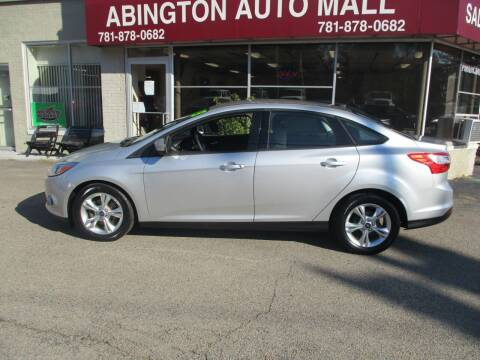 2013 Ford Focus for sale at Abington Auto Mall LLC in Abington MA